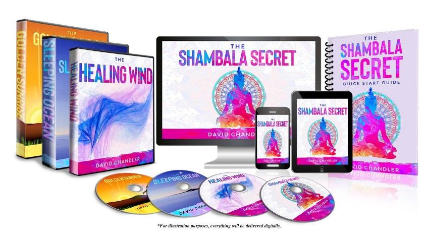 The Shambala Secret Audio Track