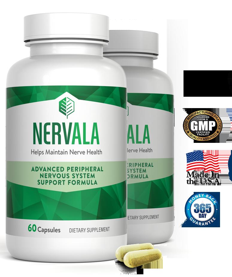 Barton Nutrition Nervala Supplement