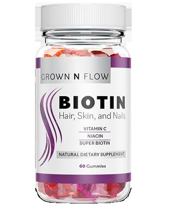 Grown N Flow Biotin Customer Reviews