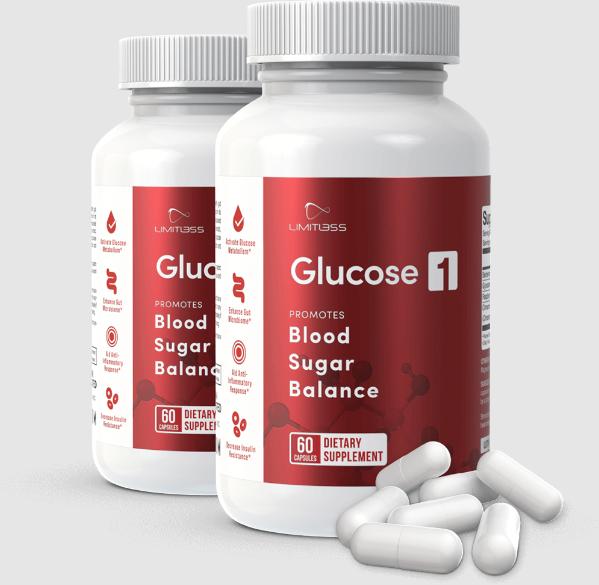 Glucose1 Blood Sugar Support Formula