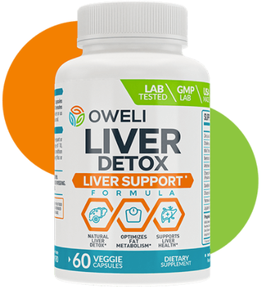 Oweli's Liver Detox Supplement