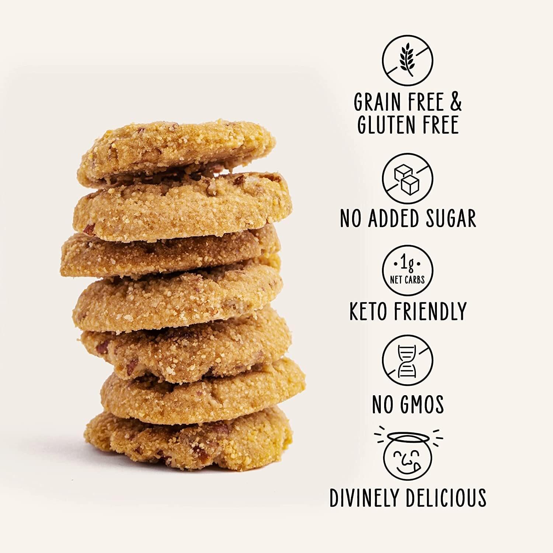 Nunbelievable Pecan Sandy Cookies Benefits