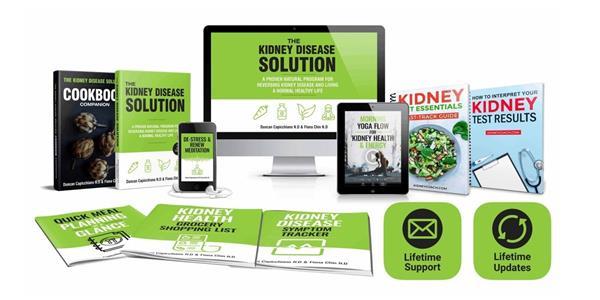 Kidney Disease Solution Program Reviews