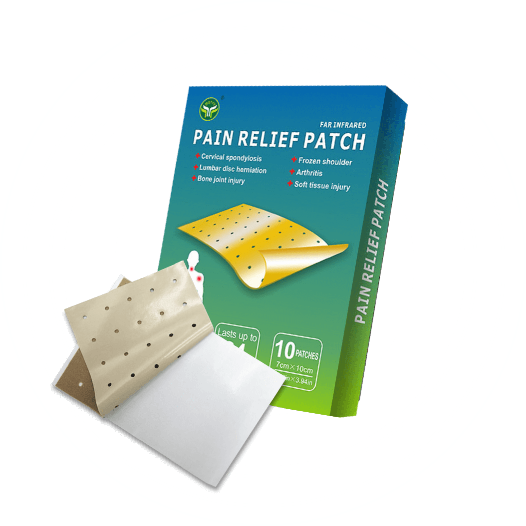 Melzu Pain Relief Patches Reviews